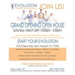 Evolution Fitness and Wellness