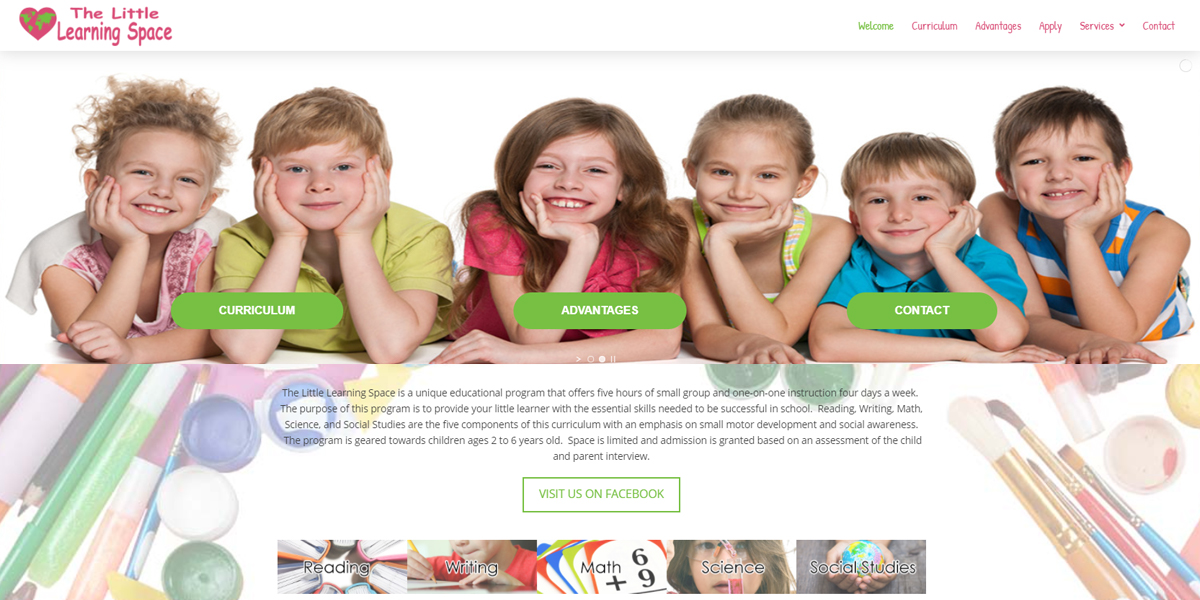 """Featured image for """"The Little Learning Space"""""""